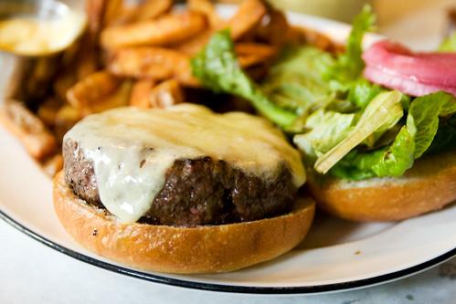 burger, closer