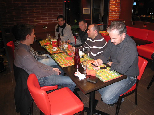 Rencontres autour d'une table