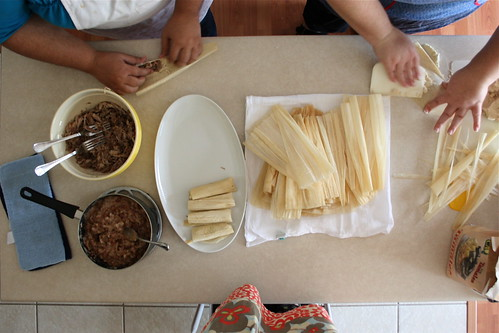 Tamale - Assembly