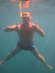 Snorkelling in Koh Chang