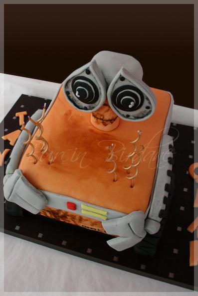 Wall-e Pasta