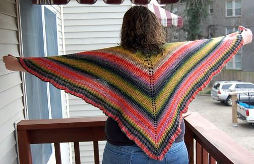 FO: Mara shawl