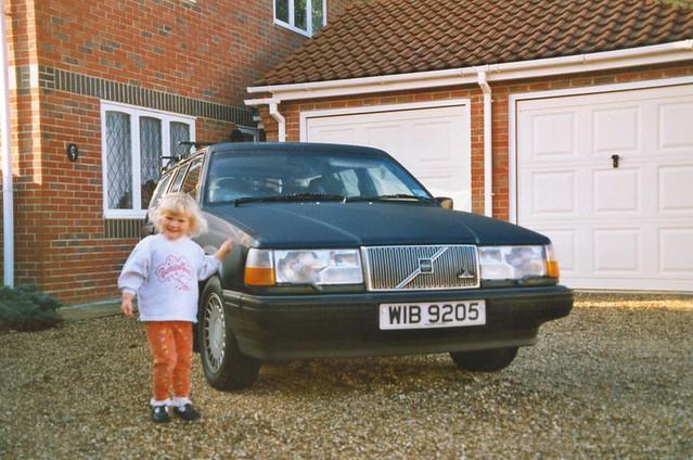 volvo 1991 gle 940