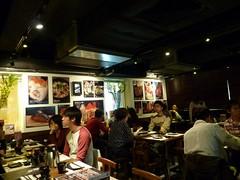 HK。2009-11-14 金田長壽司