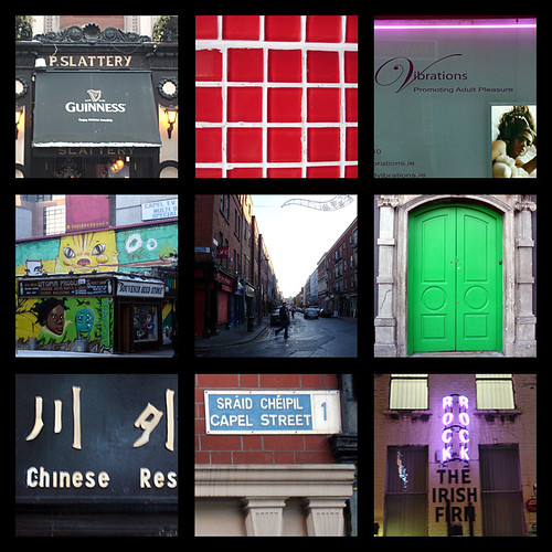 Pieces of Capel Street