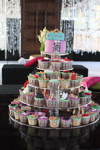 Elegant birthday party