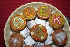 Commemorative cupcakes