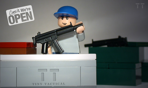 Tiny Tactical SMG-A1