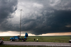 _MG_5255 (ryanmcginnisphoto) Tags: usa storm weather mobile truck project highway unitedstates science hills research parked wyoming copyspace rolling radar scientists doppler scientist meteorology webres darksky researcher nsf stormchasing stormchasers mcginnis researchers supercell goshencounty wallcloud stormchaser stormchase nationalsciencefoundation doppleronwheels cswr vortex2 dow6