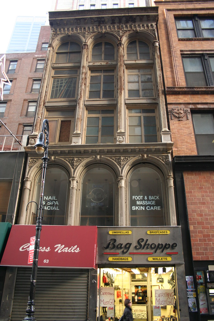 63 Nassau Street Building