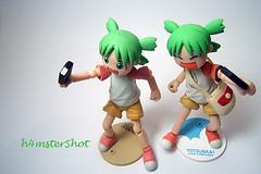 The Twins (h4mster) Tags: studio yotsuba revoltech