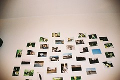 My Version of a Lomowall (jim.panic) Tags: party canon analogue eos5