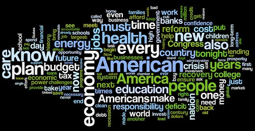 Wordle - State of the Union 2009