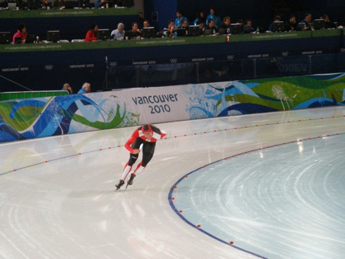 Men's 5000m Speed Skating