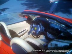 Interior Ferrari F430!!! (SuperCarsMexico OFFICIAL) Tags: california spider momo azure s65 continental 360 f1 ferrari mercedesbenz bmw diablo m3 lamborghini cabrio m6 coupe scuderia m5 v8 g55 bentley mc12 maserati nos astonmartin v