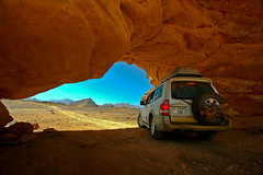 10th, Wadi Awiss arch!! ( ) Tags: africa mountain me arch south north east middle wan libya wadi lybia libyan in libia    kaza  adad  fezzan tadrart   anshal forzhaga        acaus  tashwinat tanshalt ferdan