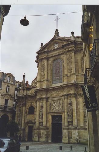 2001-03-11 Bordeaux France (l'eglise Notre Dame)