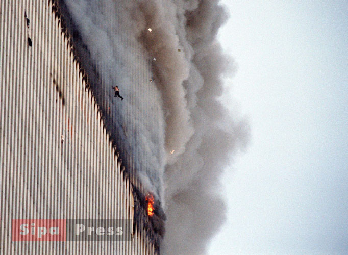 911 rare footage jumpers world trade center