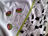 bate-mão (Dipano Ateliê) Tags: de galinha pano patchwork prato cozinha jogos tecido aplicação apliqué dipano