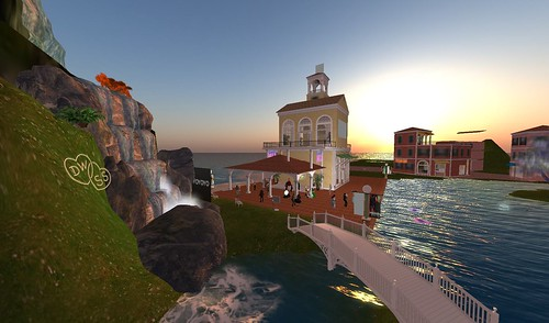 cocoa beach in second life