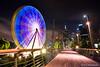 Melbourne, Australia :: Giant Sky Wheel (-yury-) Tags: sky wheel giant long exposure australia melbourne nighr supershot abigfave