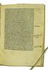 Manuscript paragraph marks and annotations in Albertus Magnus [pseudo-]:  Liber aggregationis, seu Liber secretorum de virtutibus herbarum, lapidum et animalium quorundam