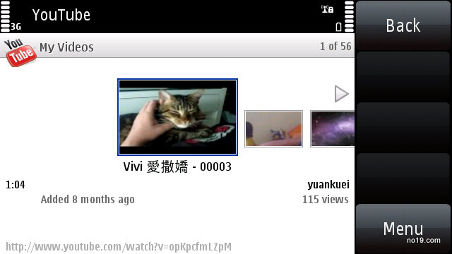 My Videos on YouTube - Screenshot0100