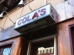 Cola's by edenpictures, on Flickr