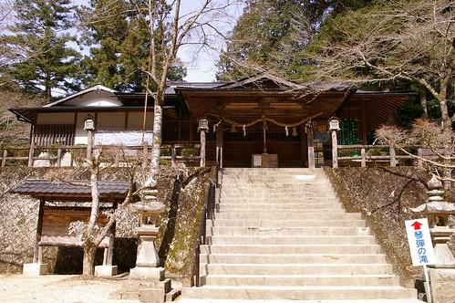 天石門別神社 #7