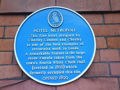Photo of Blue plaque number 5018