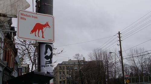 Foxy Queen Street West, Toronto