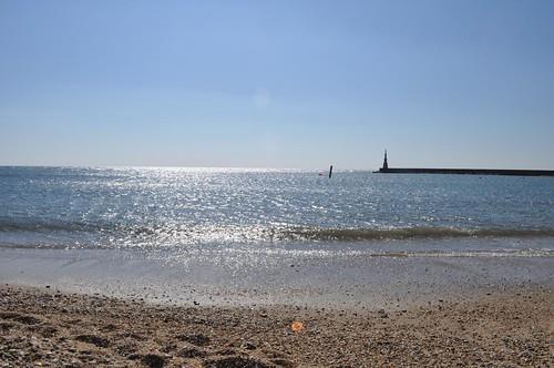 a nossa praia