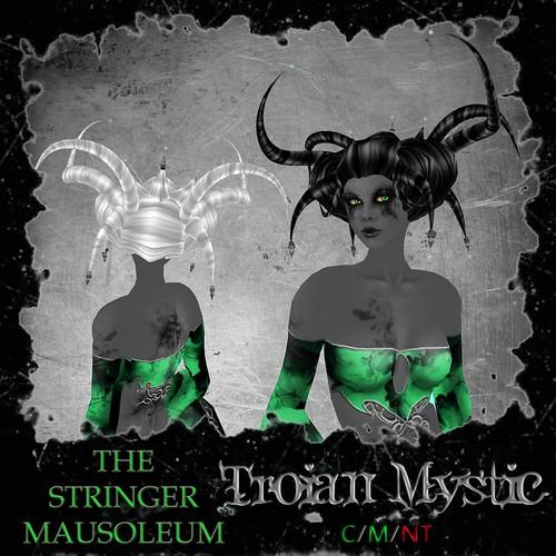 Troian Mystic