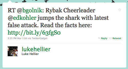 @lukehellier Endorsing Anti-Rybak Talking Points