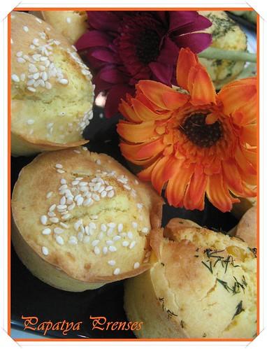 mısırlı muffin