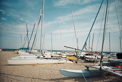 Sailboat City (Nick Benson Photography) Tags: camera film toy photography photo lomo lomography nick lofi lo nb plastic nicholas fi benson