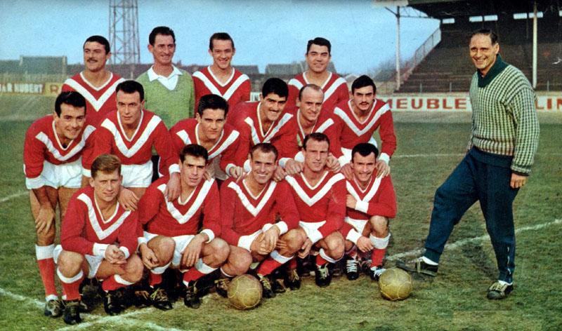 valenciennes 1961-62
