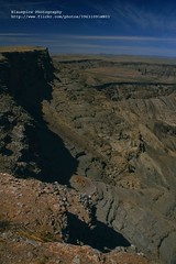 Fishriver Canyon (blauepics) Tags: africa nature stone river landscape rocks desert natur afrika fluss landschaft namibia stein tal wste schlucht felsen visipix