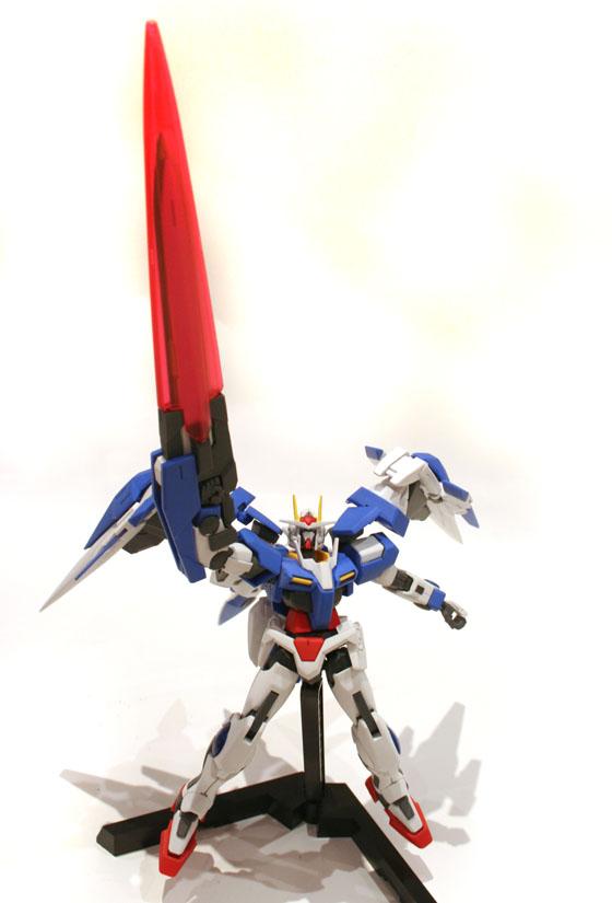 GN Sword III - Raiser Sword