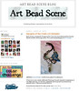 Art Bead Scene Award - March 2010
