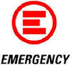 emergency logo quadrato