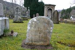 Invermoriston Graveyard