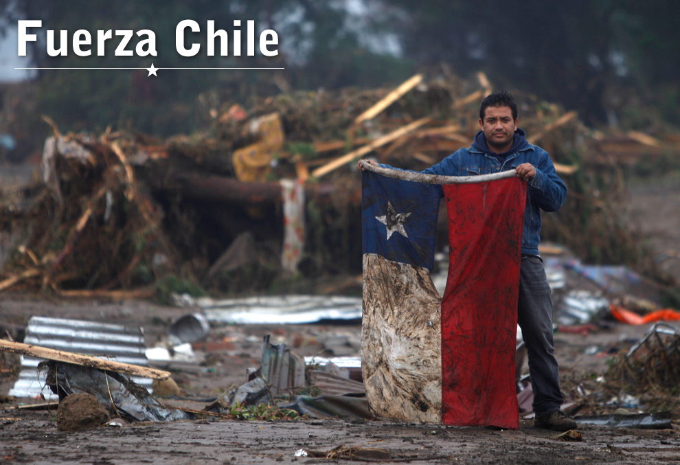 Chile 8.8 Documental Earthquake Video