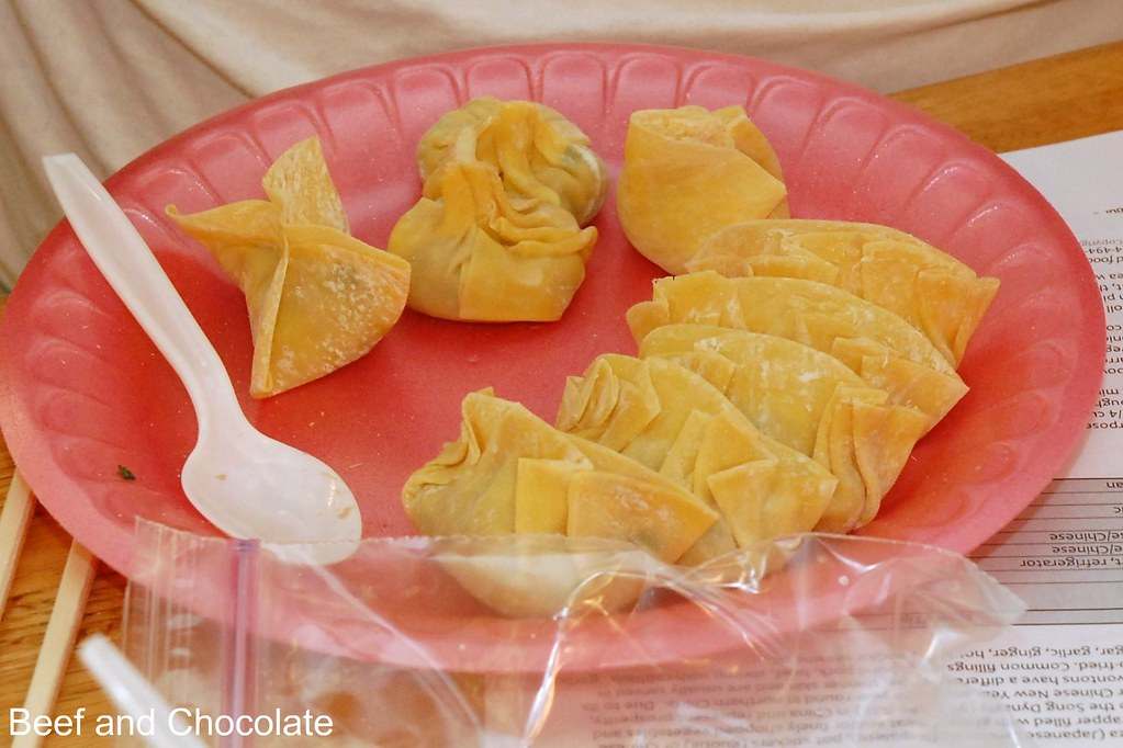 Yohboh's dumplings
