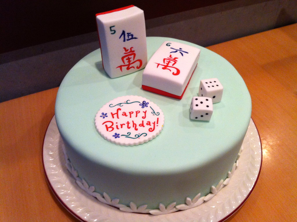 The Worlds Most Recently Posted Photos Of Fondant And Mahjong