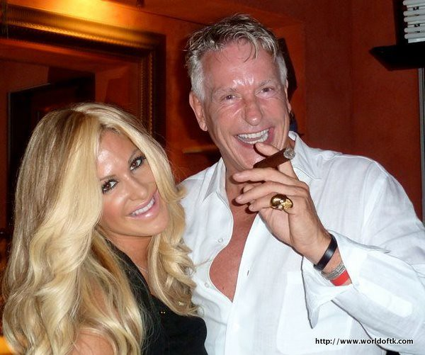 Thomas Kramer and KIM ZOLCIAK from Real Housewives of Atlanta