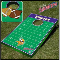Minnesota Vikings Bean Bag Toss Game