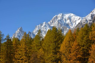 Peuterey ridge (arête de Peuterey, cresta di Peuterey)