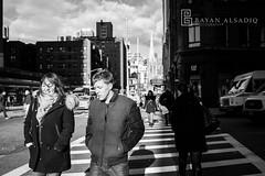 NYC | Instagram: @bayanalsadiq (Bayan AlSadiq) Tags: yellow niece travel place beauty saudi nyc newyork newyorker newyorkers newyorkcity sunlight light shadows نيويورك سفر امريكا weather people streetphotography travelphotography