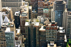 New York buildings (Fotis Korkokios) Tags: city nyc newyorkcity urban usa newyork beautiful architecture america buildings manhattan unitedstatesofamerica panoramic metropolis empirestatebuilding bigapple urbanphotography urbanenvironment canon450d fostis cityoverview canoneosdigitalrebelxsi fotiskorkokios